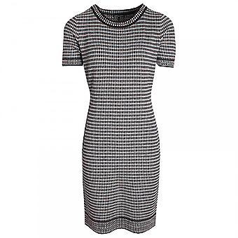 Leo Guy Short Sleeve Knitted Dress