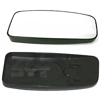 Right Blind Spot Mirror Glass & Holder for Mercedes SPRINTER 5-t Flatbed 2006-2017