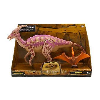土地・翼恐竜 2 パック、スタイル E