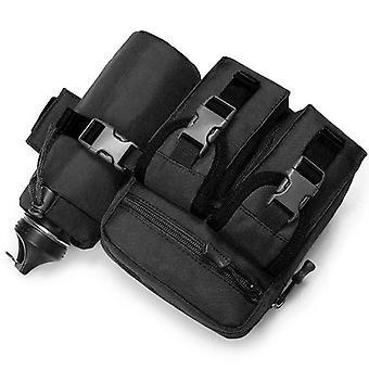 MAG bag in black, 17x17x7 cm KX1806SVART
