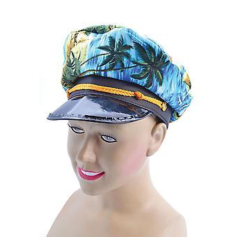 Sombrero de capitán, hawaiano