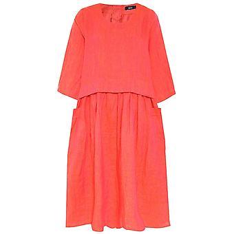 فستان ديلا الكتان رالستون