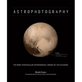 Astrophotography by Rhodri Evans - 9780233005010 Book