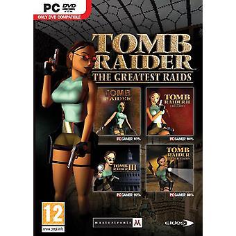 Tomb Raider die größten Razzien (PC-DVD)