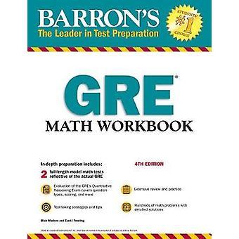 GRE Math Workbook by GRE Math Workbook - 9781438011196 Book