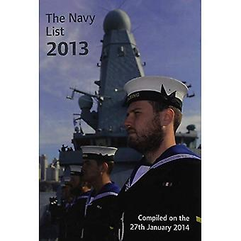 The Navy List 2013