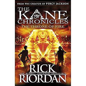 Kane Chronicles: Liekehtivä valtaistuin