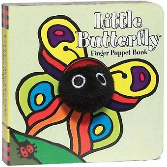Little Butterfly (Finger Puppet Book) (Finger Puppet Book)