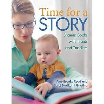 Time for a Story: Sharing Books with Babies and Toddlers