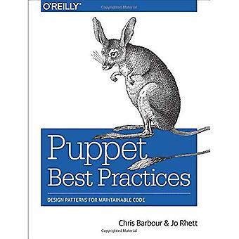 Beste praktijken van de marionet