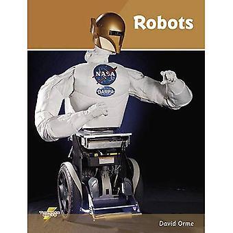 Robots (Thunderbolts)