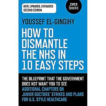 Como desmontar o NHS em 10 passos simples (segunda edição): O modelo que o governo não quer te ver