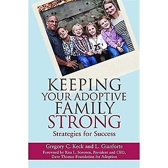 Mantenere forte la tua famiglia adottiva: Strategie per il successo