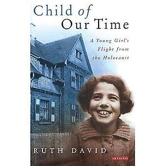 Kind unserer Zeit: eine junge Mädchen Flucht vor dem Holocaust