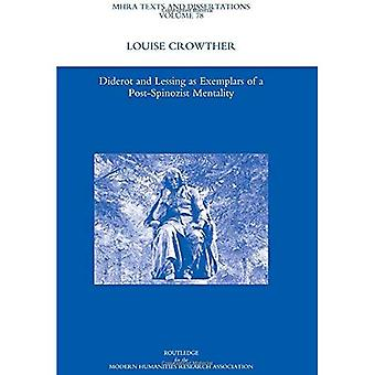 Diderot and Lessing as Exemplars of a Post-Spinozist Mentality
