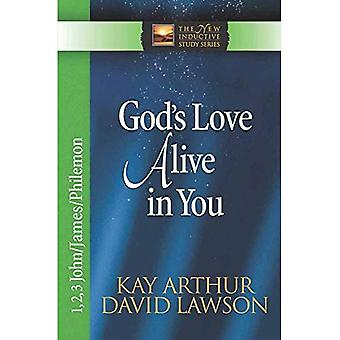 God's Love Alive in You (New Inductive Study)