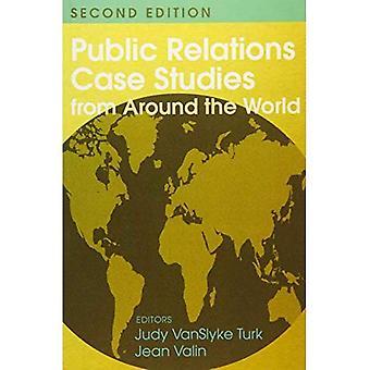 PR rettssak studier fra hele verden