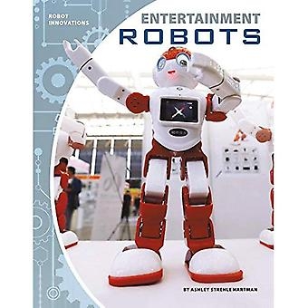 Entertainment Robots (Robot Innovations)