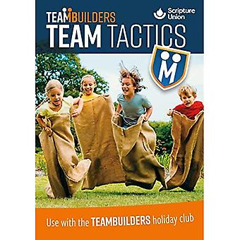 Team Tactics (5-8s Activity� Booklet) (10 Pack)