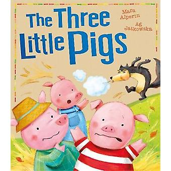 Three Little Pigs von Mara Alperin
