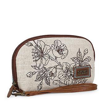 Female hand bag with handle 301608 Skpat