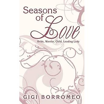 Seasons of Love Bride Warrior Child Leading Lady by Borromeo & Gigi