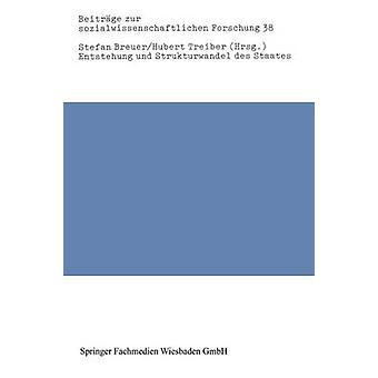 Entstehung und Strukturwandel des Staates door Breuer & Stefan