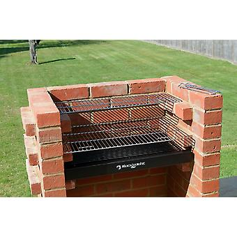 Black Knight Brick Barbecue Kit BKB404