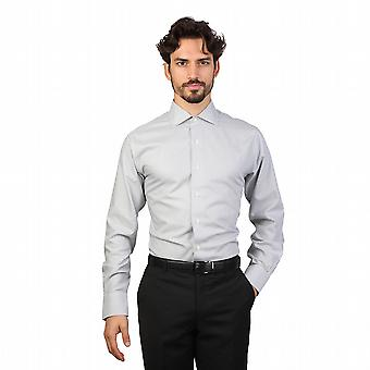 Brooks Brothers Shirts 100040480 Men Grey