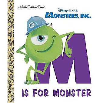Monsters - Inc. - M Is for Monster by Mike Wazowski - Ricky Nierva - 9