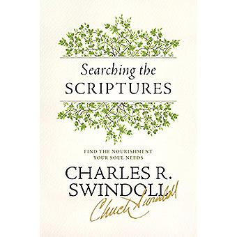 Searching the Scriptures - Find the Nourishment Your Soul Needs by Cha