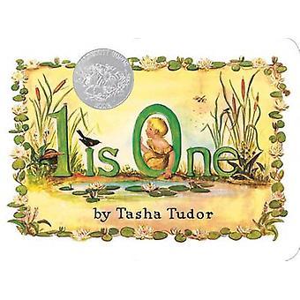 1 Is One by Tasha Tudor - Tasha Tudor - 9781481425674 Book