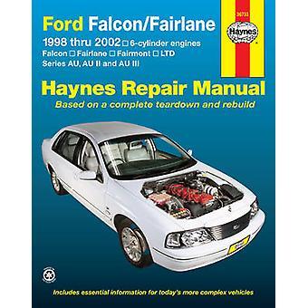 Ford Falcon - Fairlane - Fairmont & Ltd (98 - 02) by Tim Imhoff - 978