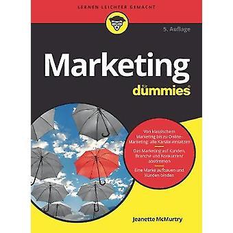Marketing fur Dummies by Marketing fur Dummies - 9783527714834 Book