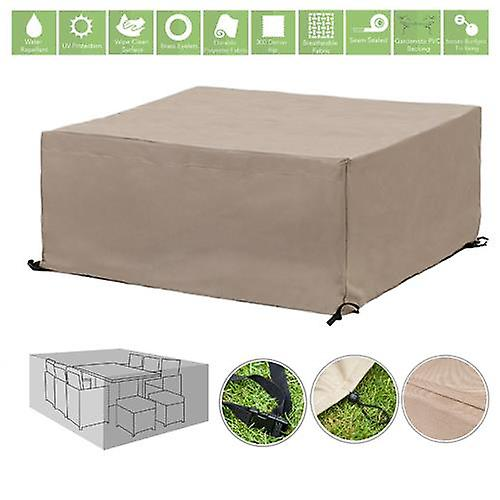 Piece For Set Gardenista® Cube Cover Stone Patio Protective 10 fY6v7gby