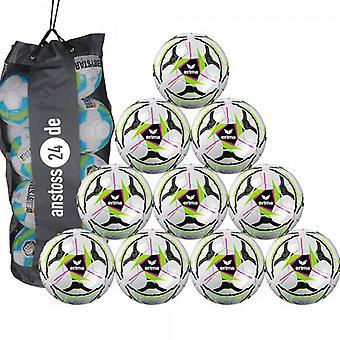 10 x erima youth ball Senzor all-round Lite 350 includes ball sack