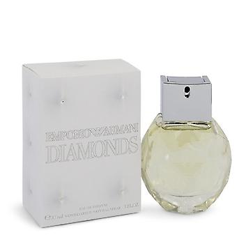 Emporio Armani Diamonds by Giorgio Armani Eau De Parfum Spray 1 oz / 30 ml (Women)