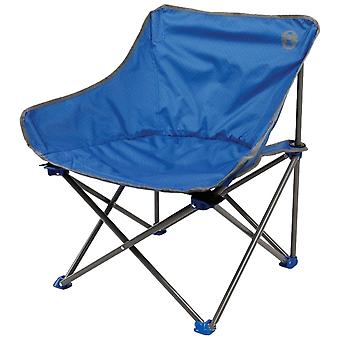 Coleman Blue Kickback Chair