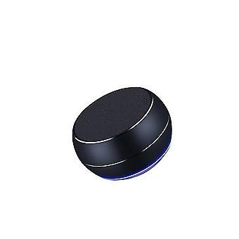 A9 mini outdoor portátil sem fio Bluetooth alto-falante TF cartão mãos livre baixo subwoofer