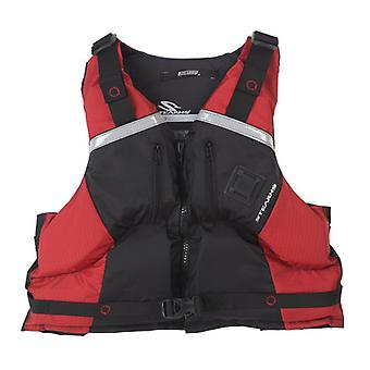 Stearns 2000006982 rød panache Paddlesports rednings vest, lille-medium