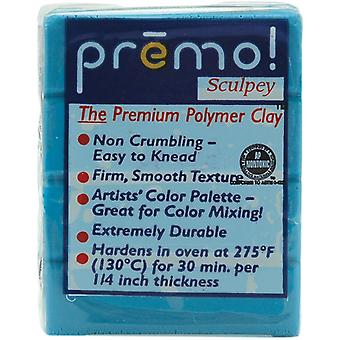 Premo Sculpey Polymer Clay 2 Ounces Turquoise Pe02 5505