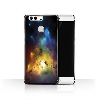 Official Chris Cold Case/Cover for Huawei P9/Arcuarius Nebula/Alien World Cosmos