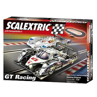Scalextric Gt Racing C1 (Toys , Vehicles And Tracks , Slot , Circuits)