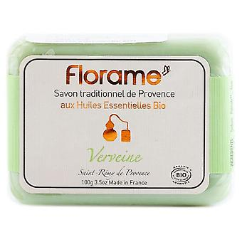 Florame Verbena Soap Tablet (Woman , Cosmetics , Body Care , Shower and bath , Bath gels)