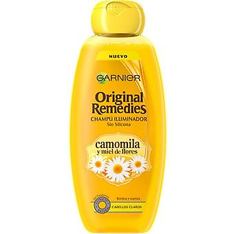 Garnier Original Remedies Thousand Flowers Shampoo Camomile 250 Ml