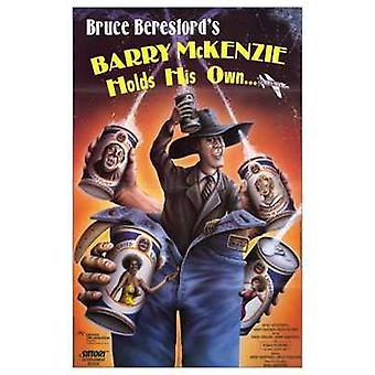 Barry Mckenzie Holds His Own Movie Poster (11 x 17)
