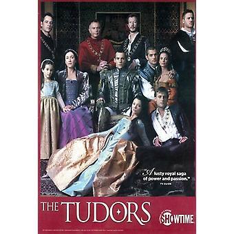 Tudors filmaffischen (11 x 17)
