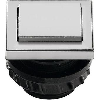 Bell button 1x Grothe 61047 Grey 24 V/1,5 A