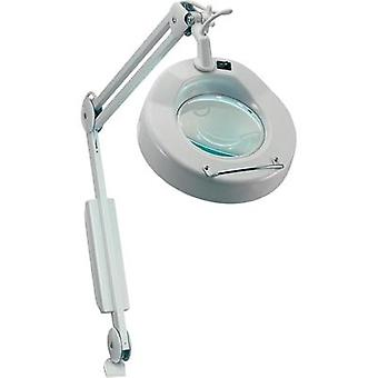 Toolcraft 22 W 1,75 x Magnifying Workshop Lamp with Clamp