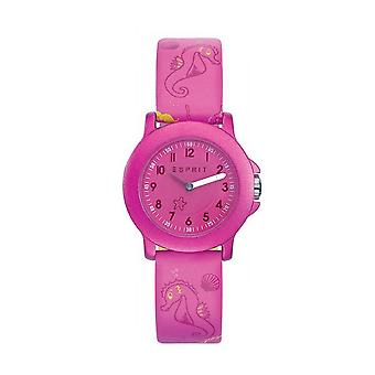 ESPRIT kids watch kids watch pink girl sea playground ES103454012